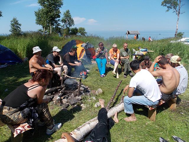 Трезвый Байкал 2013 люди