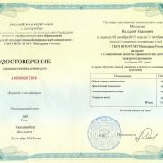 Валерий Мелехин: действительный сертифицированный специалист в области травматологии и ортопедии