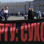 Подготовку к 1 мая 2016 года активисты трезвенного движения России начали гораздо раньше прошлого года