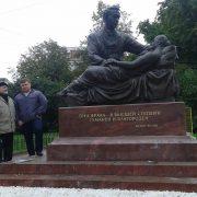 Сегодня, 7 октября в 11:00 — торжественное открытие памятника Ф. Г. Углову