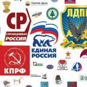 О финансировании политических партий России за 2015 год