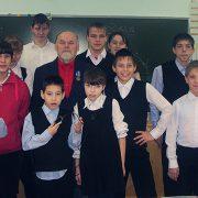Урок трезвости в селе Черноусово