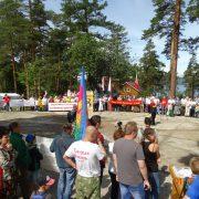 1 июля на озере Тургояк в Челябинской области открылась уже 28-ая по счёту школа-слёт российских трезвеннических движений