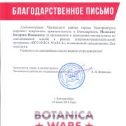 Валерий Мелехин и Ирина Мелехина награждены за активную социальную работу