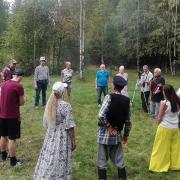 На Уральском Байкальчике 2020 встреча трезвых друзей