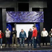 Отчетно-перевыборное собрание совета руководителей ДЗНС Свердловской области 27 марта 2021.