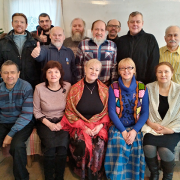 Первая в 2019 году встреча трезвенников Свердловской области