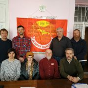 """В Камышлове на Урале, около Пышмы-реки, родилось движение """"За новый социализм"""""""