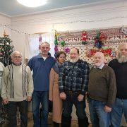 Новогодние посиделки 2021 в Первоуральске